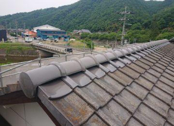 市営出合第2住宅屋根改修工事